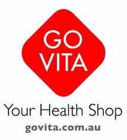 Go Vita Health Shop Logo